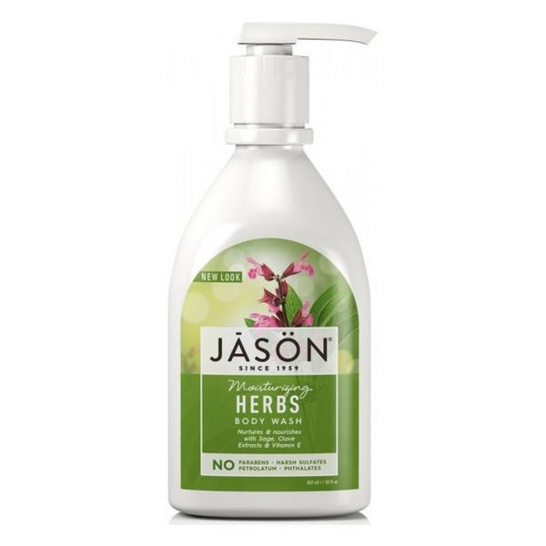 Herbal Body Wash Vegan