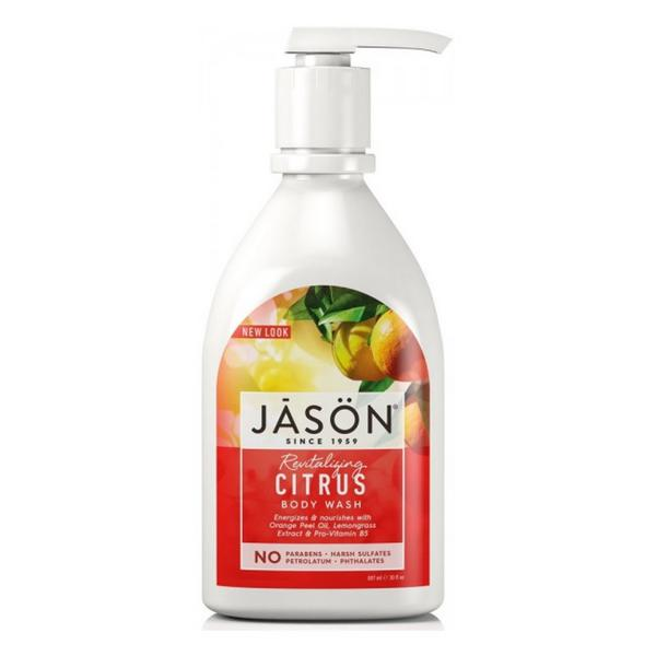 Citrus Body Wash Vegan