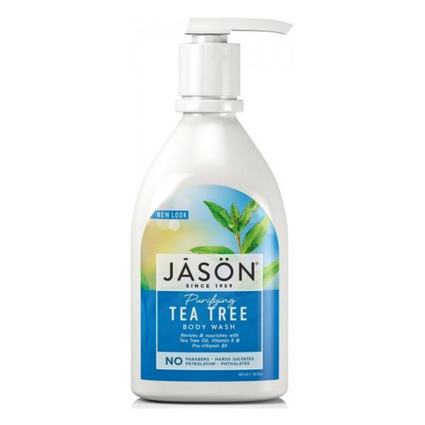 Tea Tree Body Wash Vegan