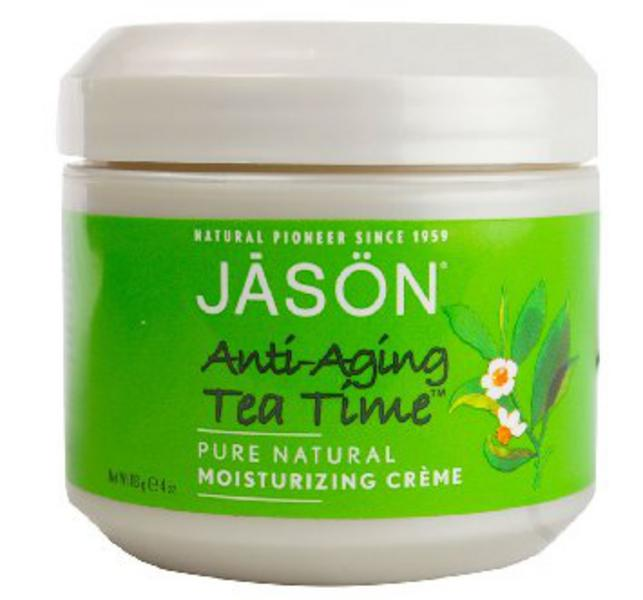 Tea Time Anti Ageing Green Tea Creme