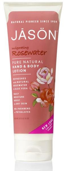 Rosewater Hand & Body Lotion