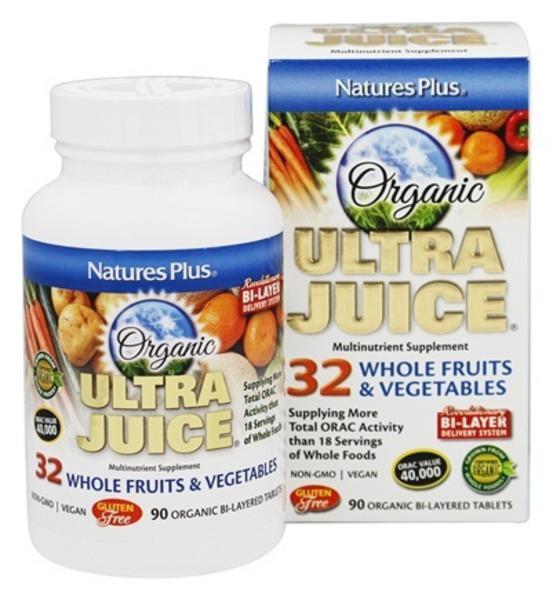 Ultra Juice Supplement ORGANIC
