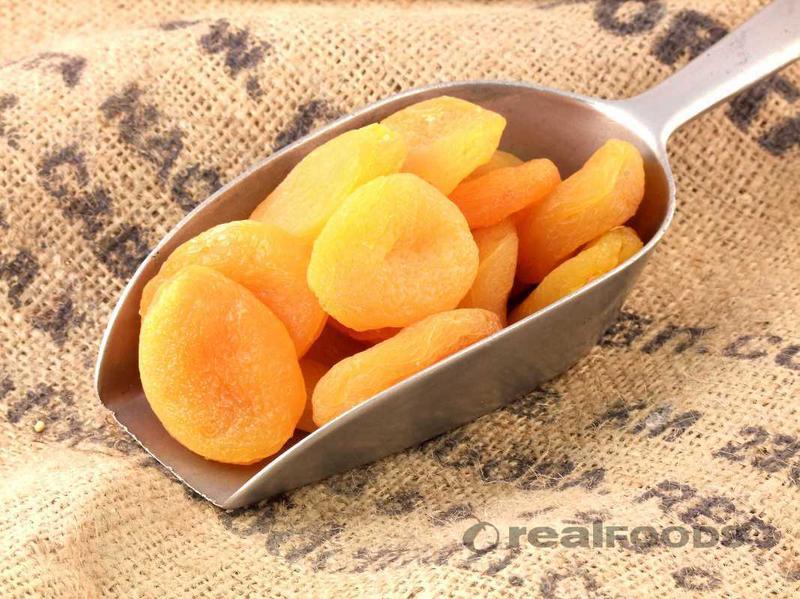 Sweet Jumbo Apricot Turkey