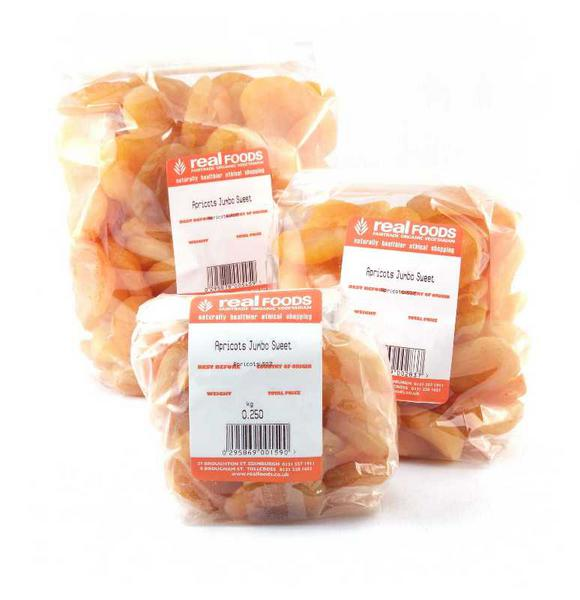 Sweet Jumbo Apricot Turkey  image 2