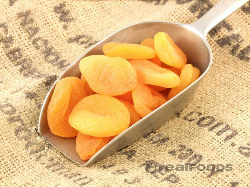 Sweet Medium Apricot Turkey