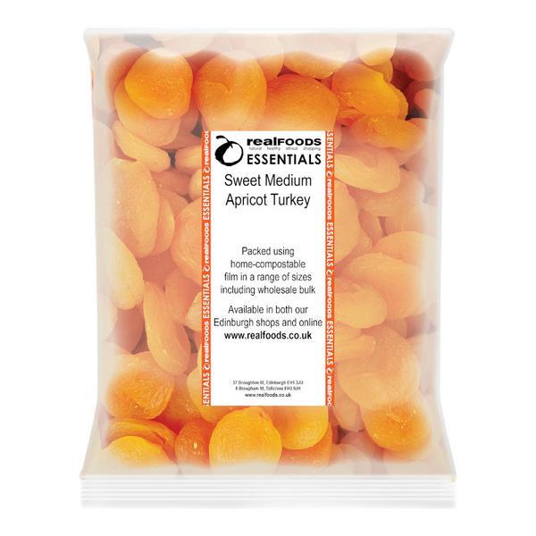 Sweet Medium Apricot Turkey  image 2