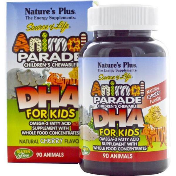 Animal Parade Supplement For Kids