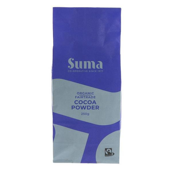 Cocoa Powder FairTrade, ORGANIC