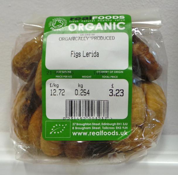 Lerida Figs ORGANIC