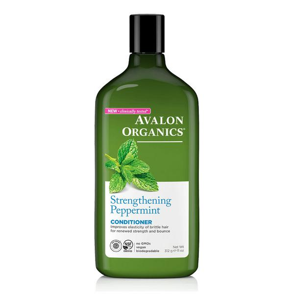 Peppermint Conditioner In 325ml From Avalon Organic Botanicals
