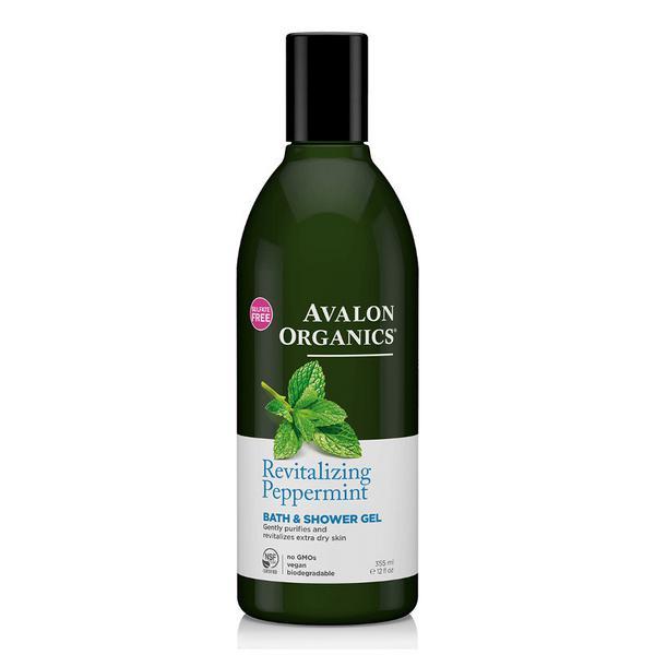 Peppermint Shower Gel Vegan