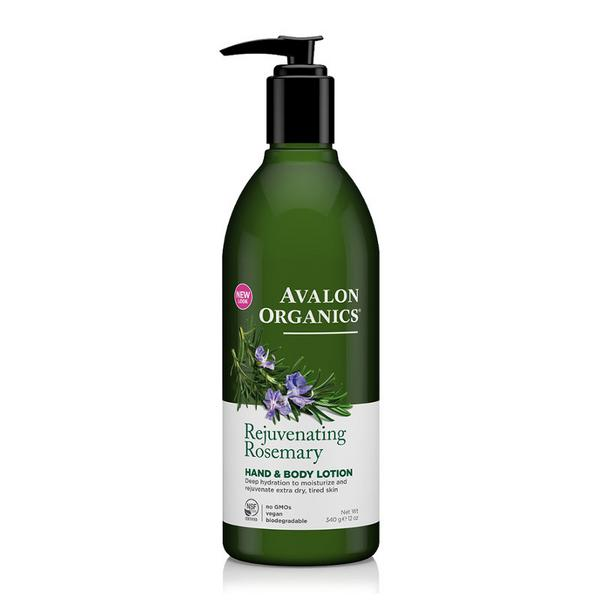Rosemary Hand & Body Lotion