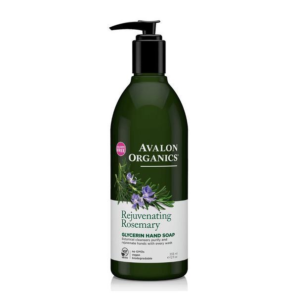 Glycerine Hand Wash Rosemary Vegan