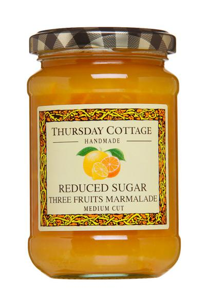 Reduced Sugar 3 Fruit Marmalade