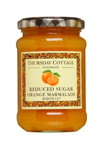 Reduced Sugar Orange Marmalade