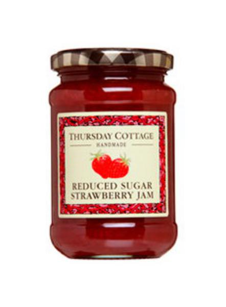 Reduced Sugar Strawberry Jam