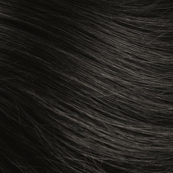 Permanent Hair Colourant Ebony Black 1N Vegan image 2