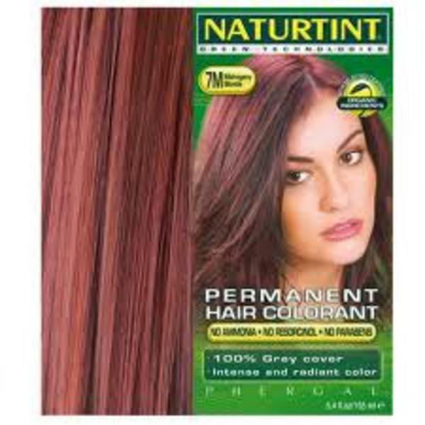 Permanent Hair Colourant Mahogany Blonde 7M Vegan