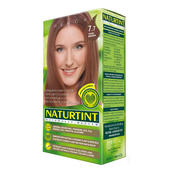 Permanent Hair Colourant Teide Brown 7 7 In 135ml From