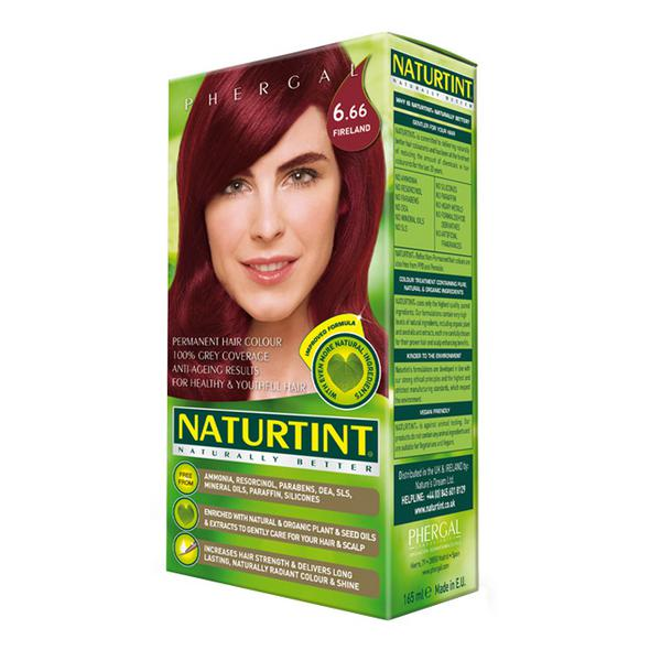 Hair Colourant Fire Land Vegan