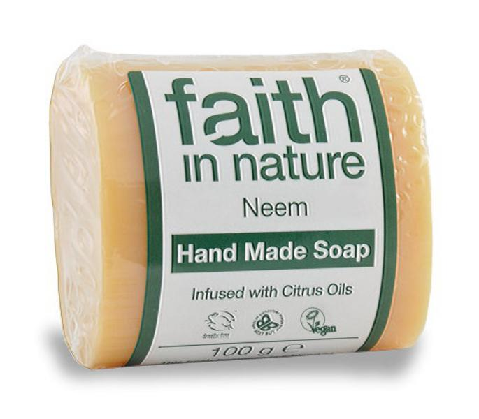 Neem Soap Wrapped