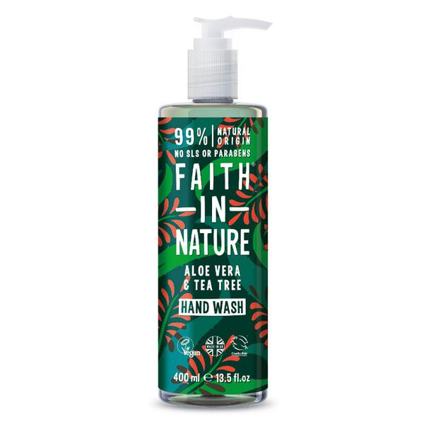 Aloe Vera & Tea Tree Hand Wash Vegan