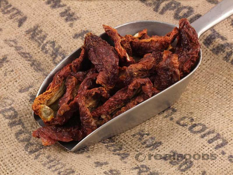 Sun-Dried Tomatoes Halves No Gluten Containing Ingredients
