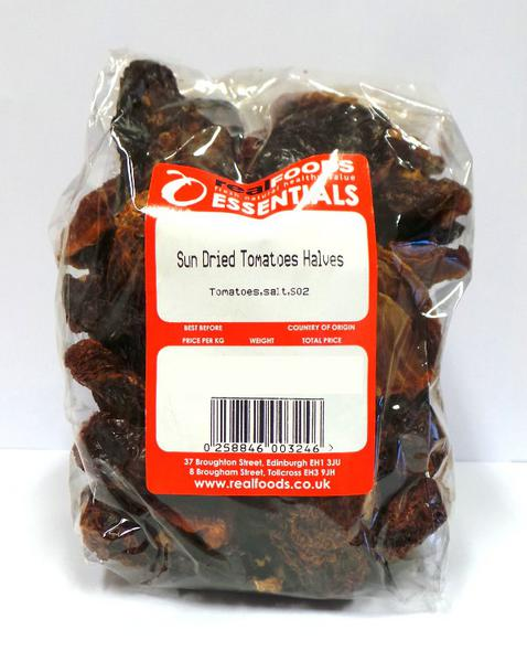 Sun-Dried Tomatoes Halves No Gluten Containing Ingredients image 2