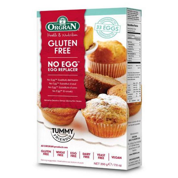 No Egg Egg Replacer Gluten Free, Vegan