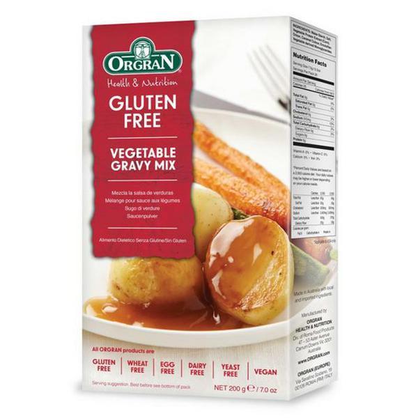Gravy Mix Gluten Free, Vegan