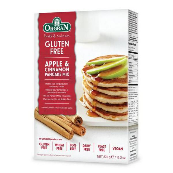 Apple & Cinnamon Pancake Mix Gluten Free