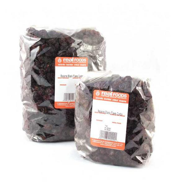 Raisins Black Flame Jumbo Chile  image 2
