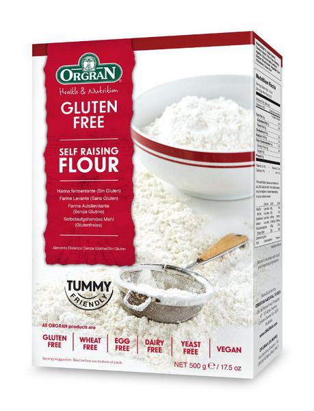 Self Raising Flour Gluten Free