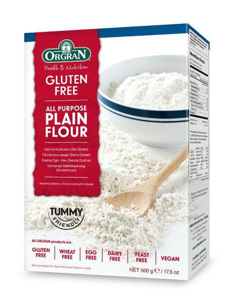 White Flour Plain Gluten Free