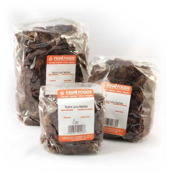 Lexia Seedless Raisins  image 2