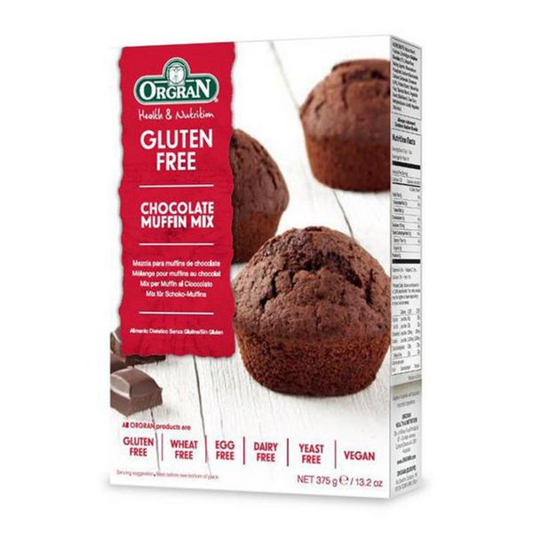 Chocolate Muffin Mix Cake Gluten Free, Vegan