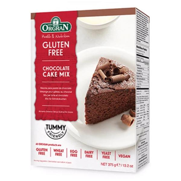 Chocolate Cake Mix Gluten Free