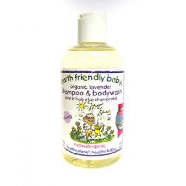 Lavender Baby Body Wash Shampoo ORGANIC