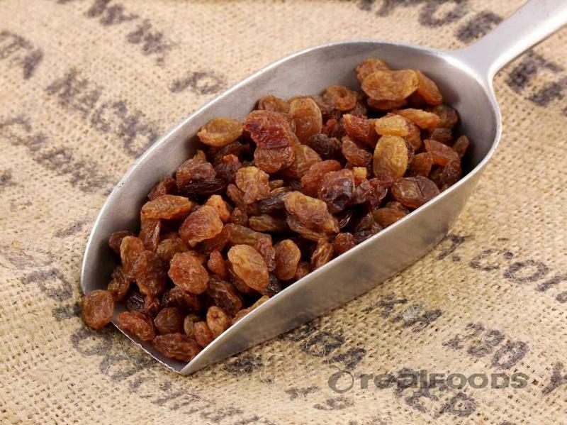 Sultanas 9 Crown Turkey ORGANIC