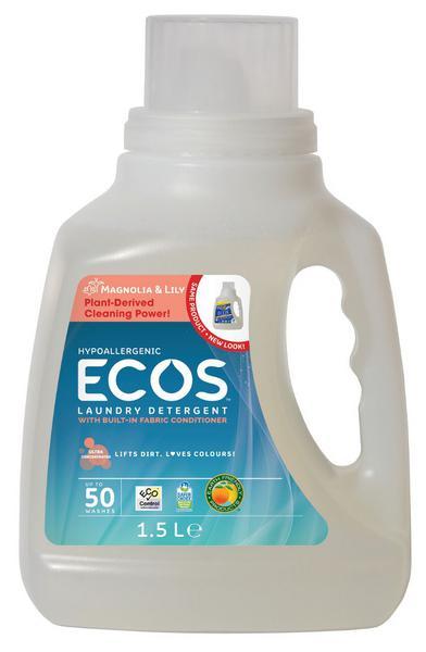 ECOS Liquid Laundry