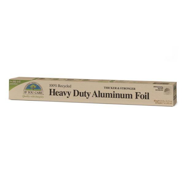 Recycled Heavy Duty Aluminium Foil Vegan