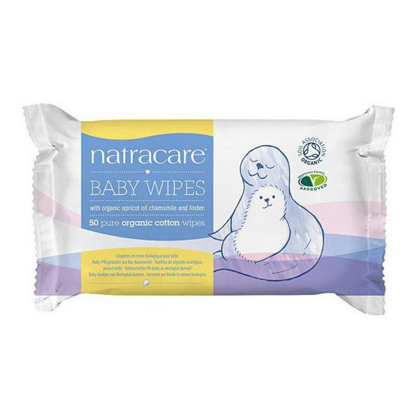 Cotton Baby Wipes Vegan, ORGANIC