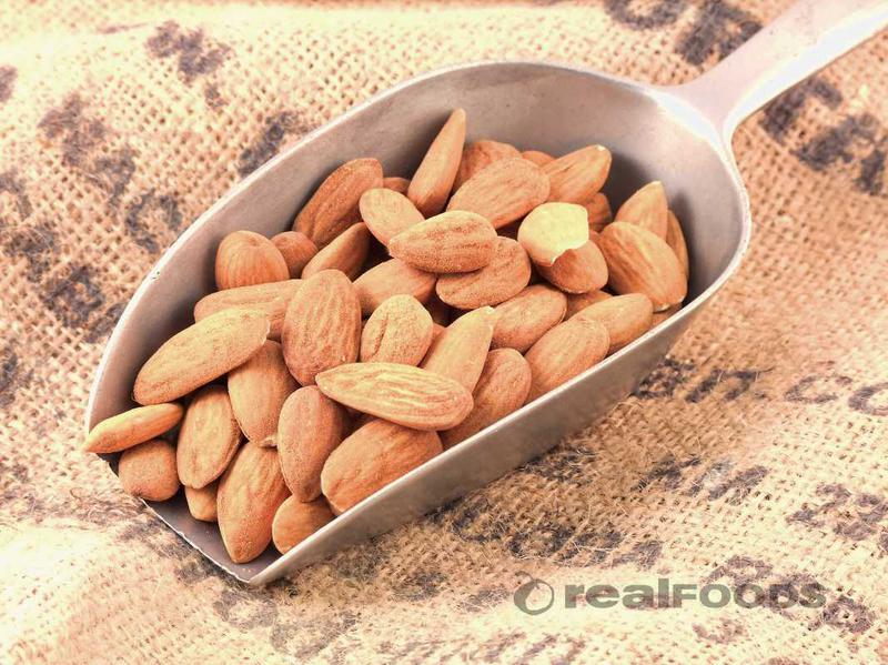 Whole Almonds ORGANIC