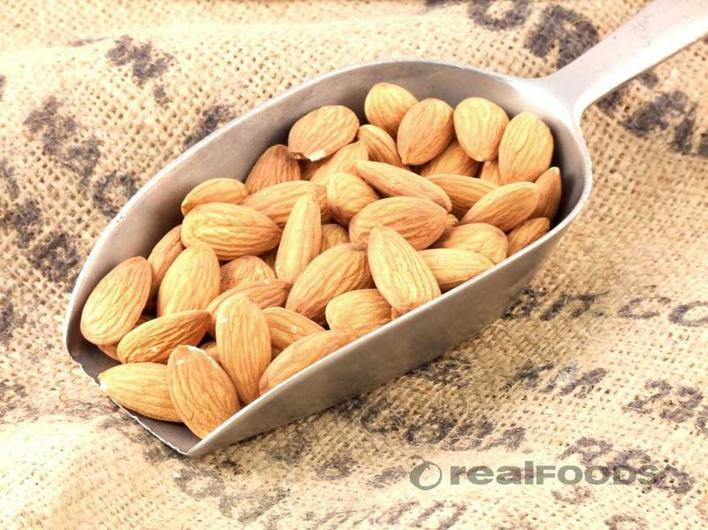 Almonds Sweet Whole