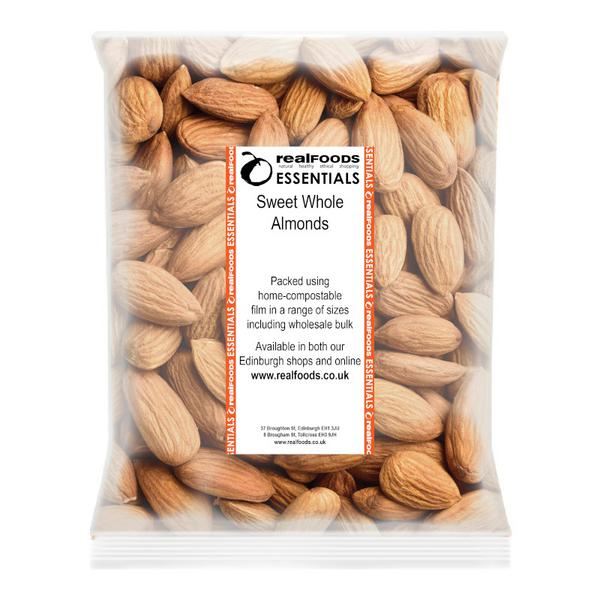 Sweet Whole Almonds  image 2
