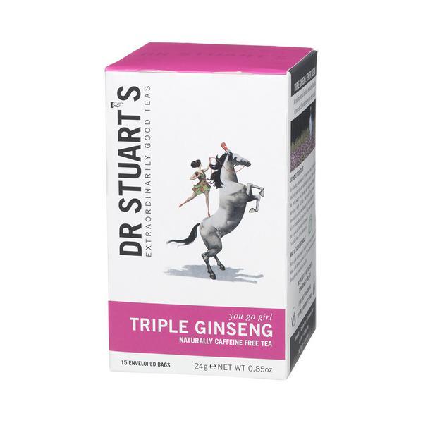 Triple Ginseng Tea