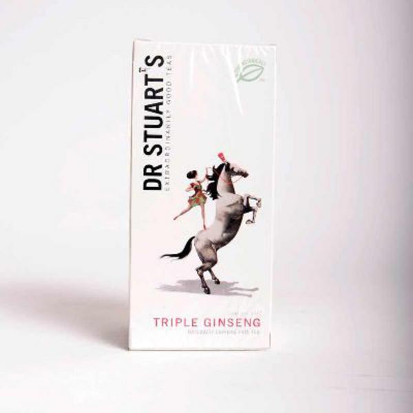 Triple Ginseng Tea  image 2