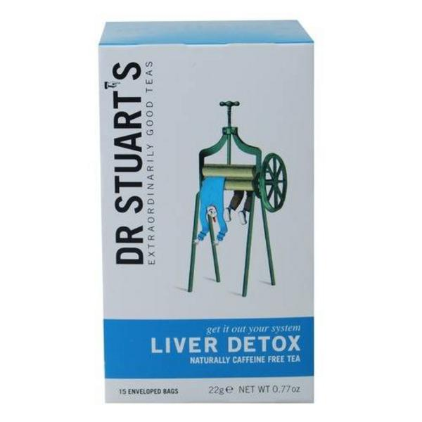 Liver Detox Herbal T-Bags