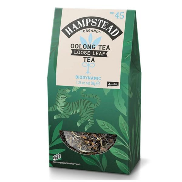 Oolong Tea Leaves Demeter ORGANIC