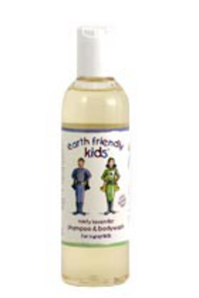 Minty Lavender Kids Shampoo Body Wash